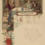 Exposition Histoires de menus Bibliothèque Dijon