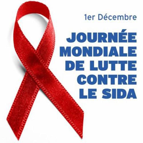 Evènement Dijon : Journée mondiale de lutte contre le sida