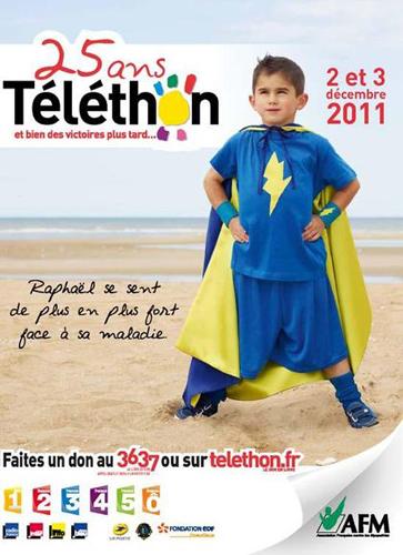 Evènement Dijon : La piscine olympique et «Le Petit Marseillais» se mobilisent pour le Téléthon