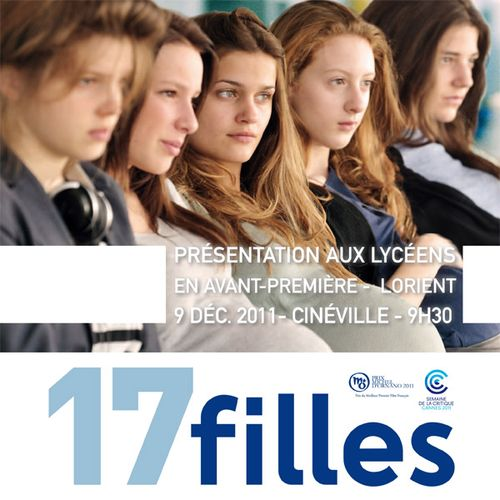 Cinéma Dijon : 17 Filles