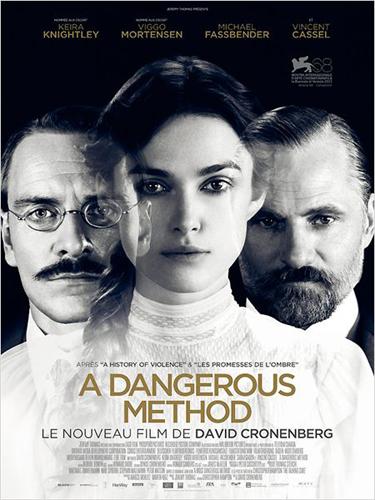 Cinéma Dijon : A Dangerous Method
