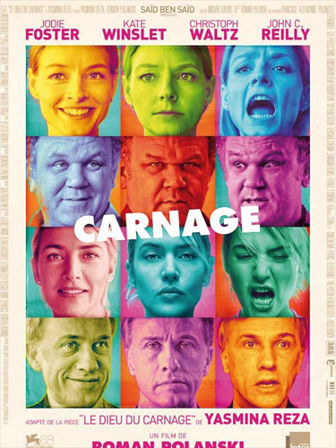 Cinéma Dijon : Carnage
