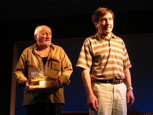 Théâtre Dijon : Tu as bien fait de venir, Paul