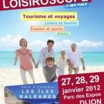 Dijon Evènement Loisiroscope 2012,Parc des Expositions Dijon