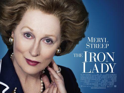 Cinéma Dijon : The Iron Lady