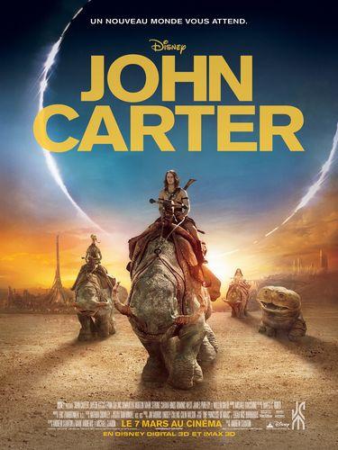 Cinéma Dijon : John Carter