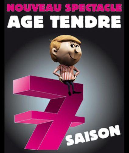Concert Dijon : Age tendre & têtes de bois