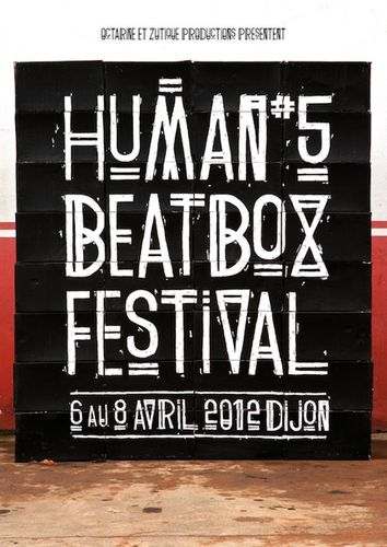 Evènement Dijon : Human Beatbox Festival
