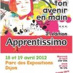 Dijon évènement : Apprentissimo 2012, Parc des Expositions