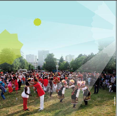 Festival Dijon : Jours de fête 2012