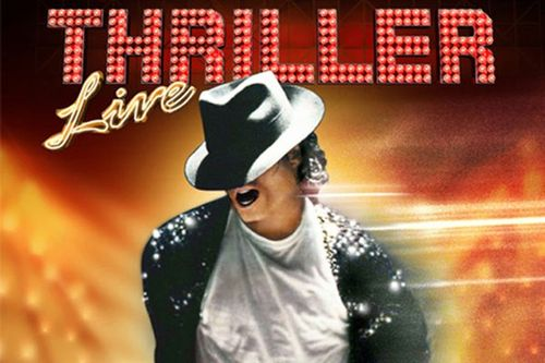 Spectacle Dijon : Thriller Live