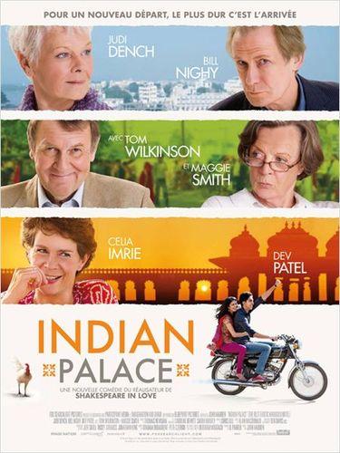 Cinéma Dijon : Indian Palace