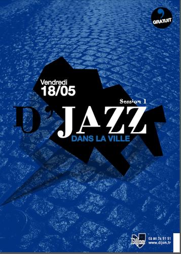 Evènement Dijon : D'Jazz dans la ville 2012