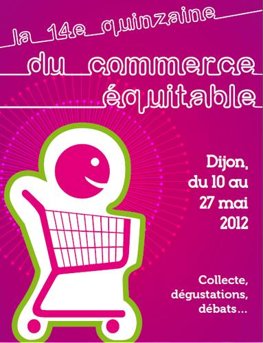Evènement Dijon : Quinzaine du commerce équitable