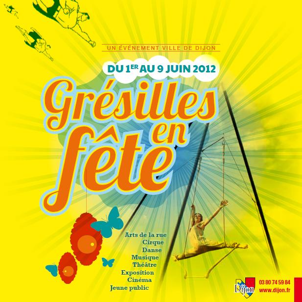 Festival Dijon : Grésilles en fête 2012