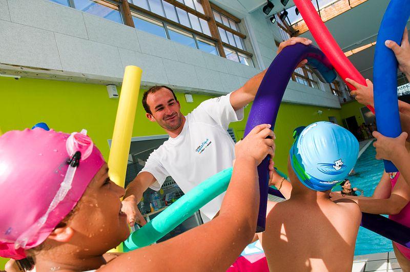 Activité Dijon : La piscine olympique s'anime !