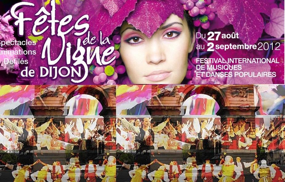 Festival Dijon : Les Fêtes de la Vigne
