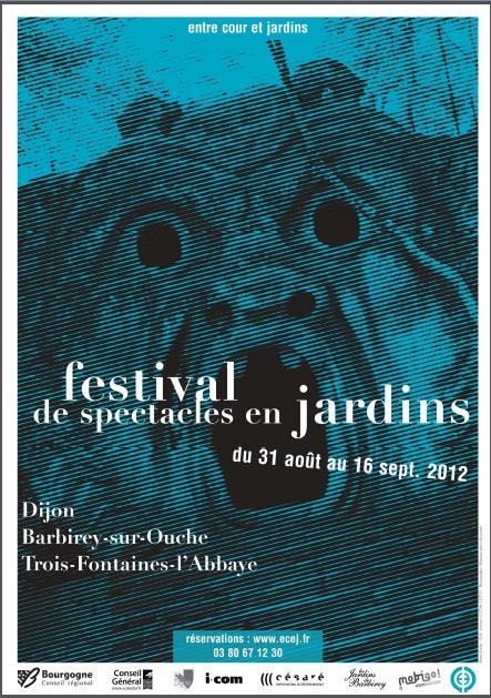 Evènement Dijon : Festival Entre cour et jardins