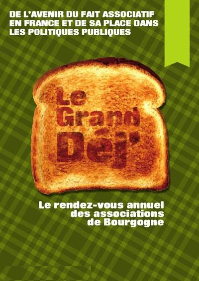Evènement Dijon : Le Grand Déj' des associations 2012