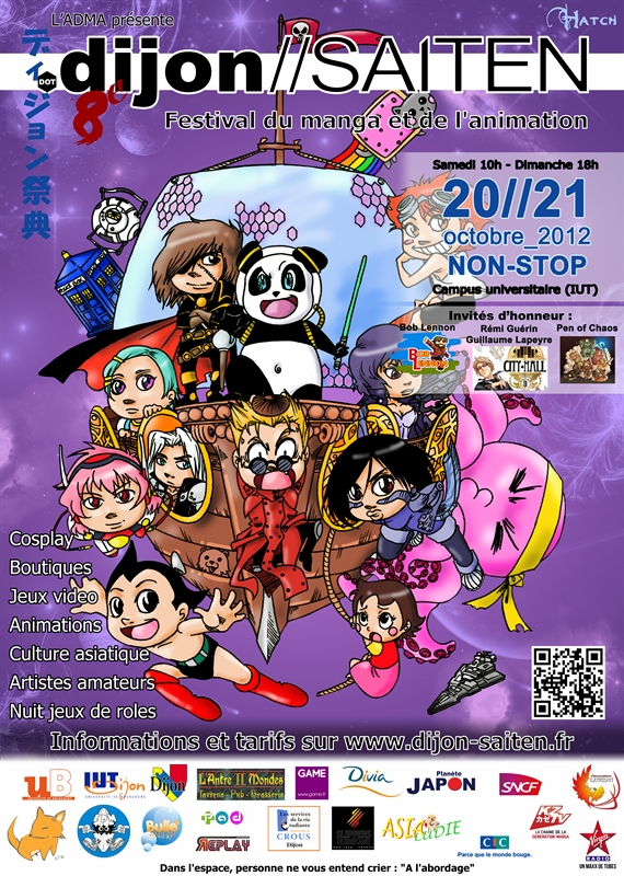 Festival Dijon : Dijon//Saiten 2012