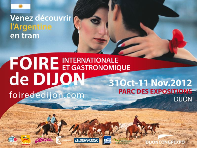 Evènement Dijon : Foire Internationale et Gastronomique 2012