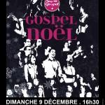 Dijon Concert : Singall Gospel de Noël