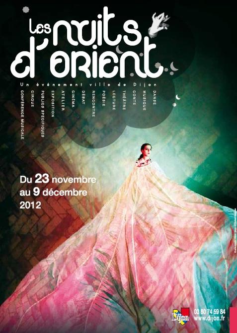 Evènement Dijon : Festival Nuits d'Orient (2012)
