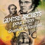 Dijon spectacle : 4 Archets pour Dijon