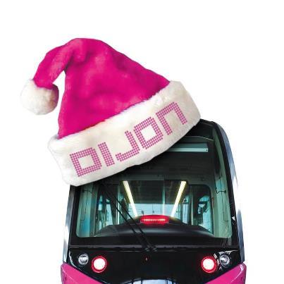 Evènement Dijon : Mise en route de la ligne de tram T2 !