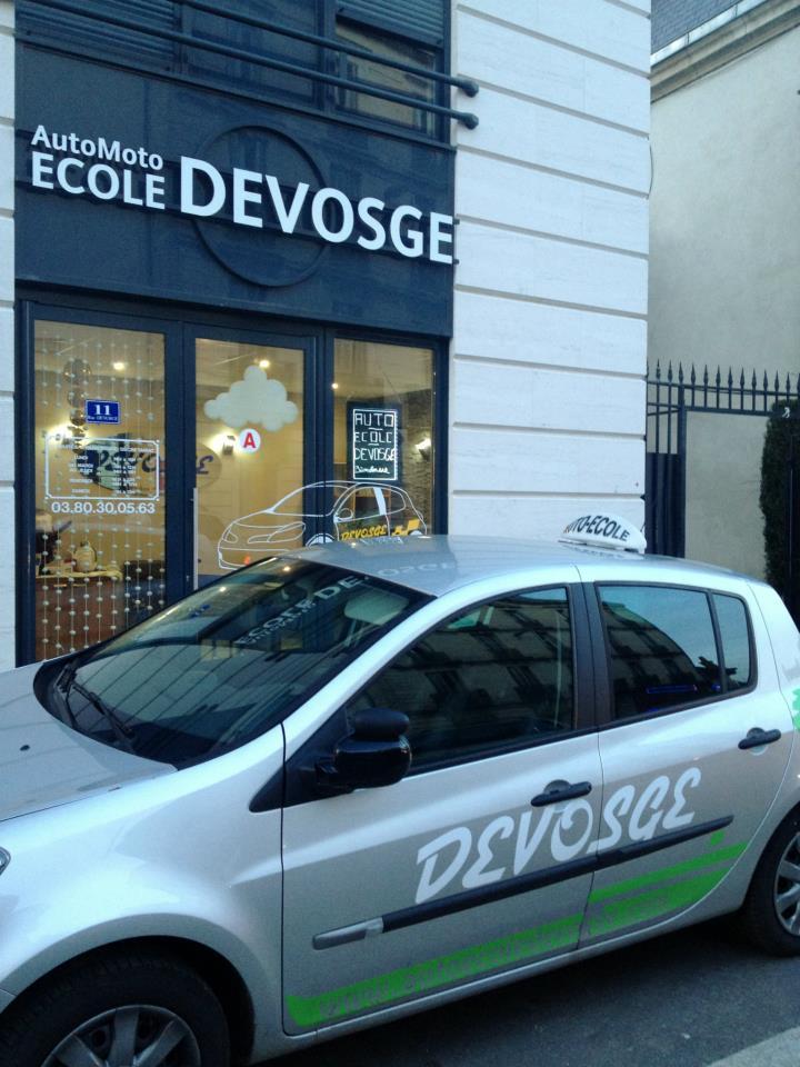 Auto-école Dijon : Auto-école Devosge, des années d'expérience…