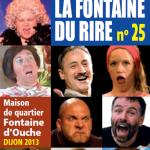 Dijon évènement : La Fontaine du Rire n 25