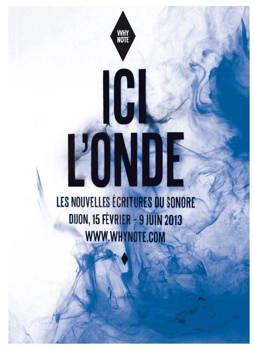 Activité Dijon : Ici l'Onde 2013