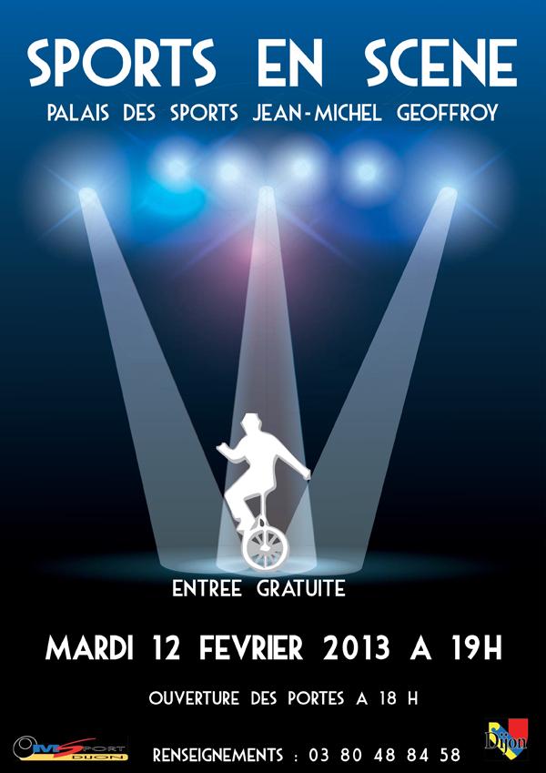 Evènement Dijon : La Nuit du Sport 2013
