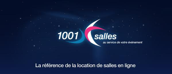 Site Internet : 1001salles.com