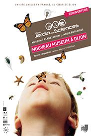 Nouveau Muséum : Le Jardin des Sciences
