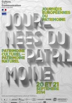 Journées Européennes du Patrimoine les 20 & 21 septembre 2014 à Dijon